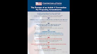 How a Convention of States Will Work