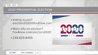 Voting issues? Email Fox 4