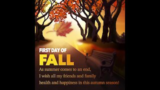 First day of fall [GMG Originals]