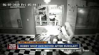 Smash-and-grab burglary hits Lutz business hard