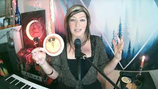 "Adey Bell - ""Wishcraft 2021 Initiation Portal"" - LIVE Music Video"