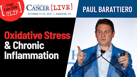 Let's Talk About Oxidative Stress & Chronic Inflammation   Paul Barattiero at TTAC LIVE '19