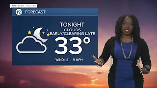 7 First Alert Forecast 6 p.m. Update, April 3