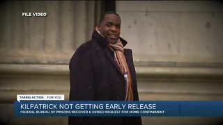 Former Detroit Mayor Kwame Kilpatrick could still get early release, supporters say