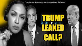 Trump leaked call? | Natly Denise