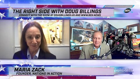 The Right Side with Doug Billings - September 23, 2021