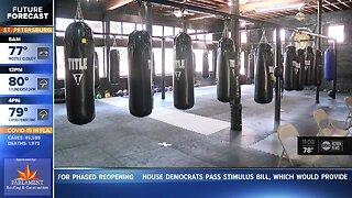 Gyms set to open Monday