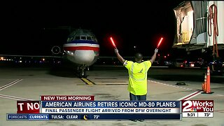 American Airlines retiring remaining MD-80 planes