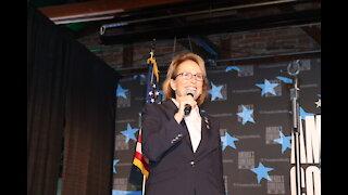 Wendy Rogers at America's Comeback Tour - Phoenix, AZ