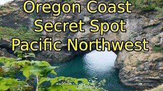 Oregon Coast Secret Spot Pacific Northwest