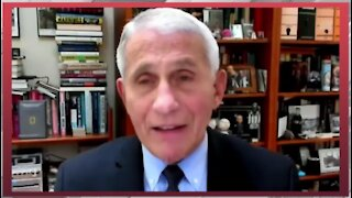 1407-More Fauci Hot Air: COVID -19 Pandemic Exposed The 'Undeniable Effects Of Racism'