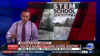 1 student dead, multiple injured in Highlands Ranch school shooting, multiple ranking sources say