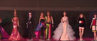 Barbie celebrating her birthday on March 9