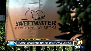 Former Sweetwater Union High School teacher sues school district
