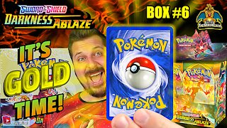 Darkness Ablaze Booster Case (Box 6) | Charizard Hunting | Pokemon Cards Opening