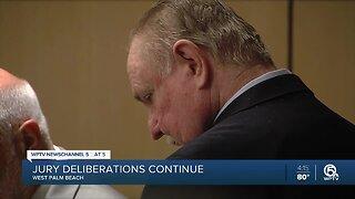 Deliberations will resume Monday in Carlton Nebergall trial
