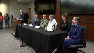 Officials Address Coronavirus Quarantine Concerns