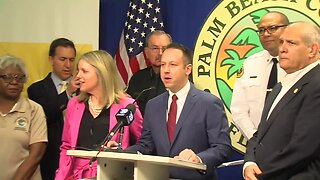 FULL NEWS CONFERENCE: Palm Beach County issues state of emergency over coronavirus