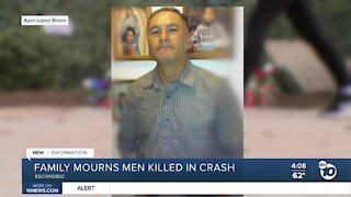 Friends mourn deaths of homeless men killed in Escondido