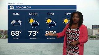 7 First Alert Forecast 11 p.m. Update, Saturday, July 10