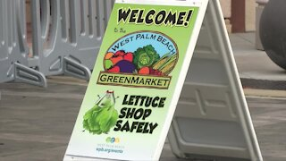 The return of the GreenMarket