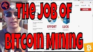 How Does Crypto Mining REALLY Work? Blockchain and Bitcoin