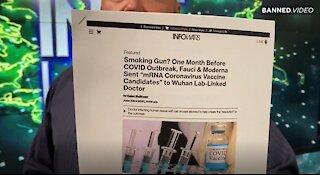 Smoking Gun: Fauci & Moderna Developed Covid-19 Vaccines Before Leak!