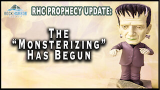"The ""Monsterizing"" Has Begun"