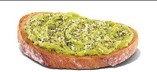 Dunkin Donuts offers new avocado toast