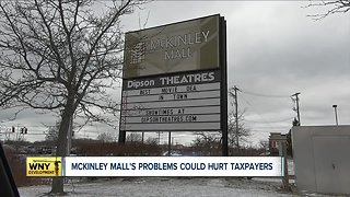 McKinley Mall's financial problems could hurt taxpayers in Hamburg