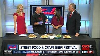 Foodie Friday: Bakersfield Street Food and Craft Beer Festival