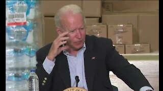 Biden on Tornadoes: People Don't Call Them Tornadoes Anymore