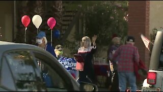 VETERANS DAY 2020 | 13 Action News, community partners hand out veterans care packages