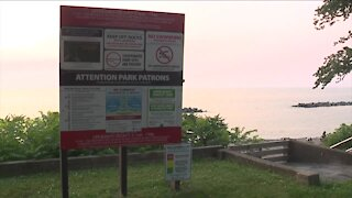 Several local beaches have elevated bacteria levels, study shows