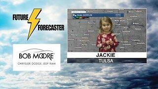 Future Forecaster: Jackie - Tulsa, Okla.