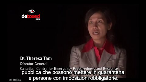 Dr. Theresa TAM direttore Canadian Center of Emergency Preparedness and Response