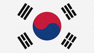 South Korea National Anthem (Instrumental; Midi) Aegukga