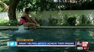 Hillsborough grant helping local artists achieve their dreams