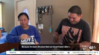 A family's journey to U.S. residency