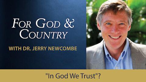 """""""In God We Trust""""?"""
