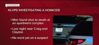 North Las Vegas PD: Homicide investigation underway after man dies in shooting