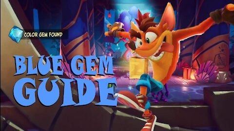 Crash Bandicoot 4 - 100% Blue Gem Walkthrough - Draggin' On