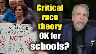 Critical race theory - should it be in schools?
