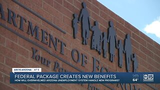 How will unemployment system handle federal package changes