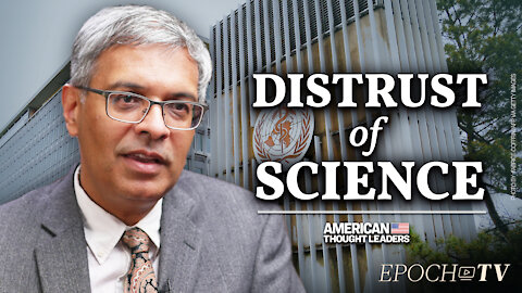 Dr. Jay Bhattacharya: Public Health Must Seek to Rebuild Trust | CLIP | American Thought Leaders
