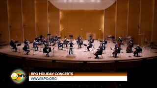 MUSIC MONDAY - BPO HOLIDAY MUSIC