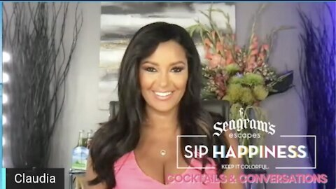 Claudia Jordan shares candid advice on longevity in the entertainment business