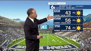 Scott Dorval's Idaho News 6 Forecast - Thursday 9/23/21