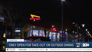 """In-N-Out refuses to be """"vaccination police"""" in San Francisco"""
