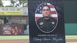 Lee County Sheriff's Office celebrates Deputy Steven Mazzotta
